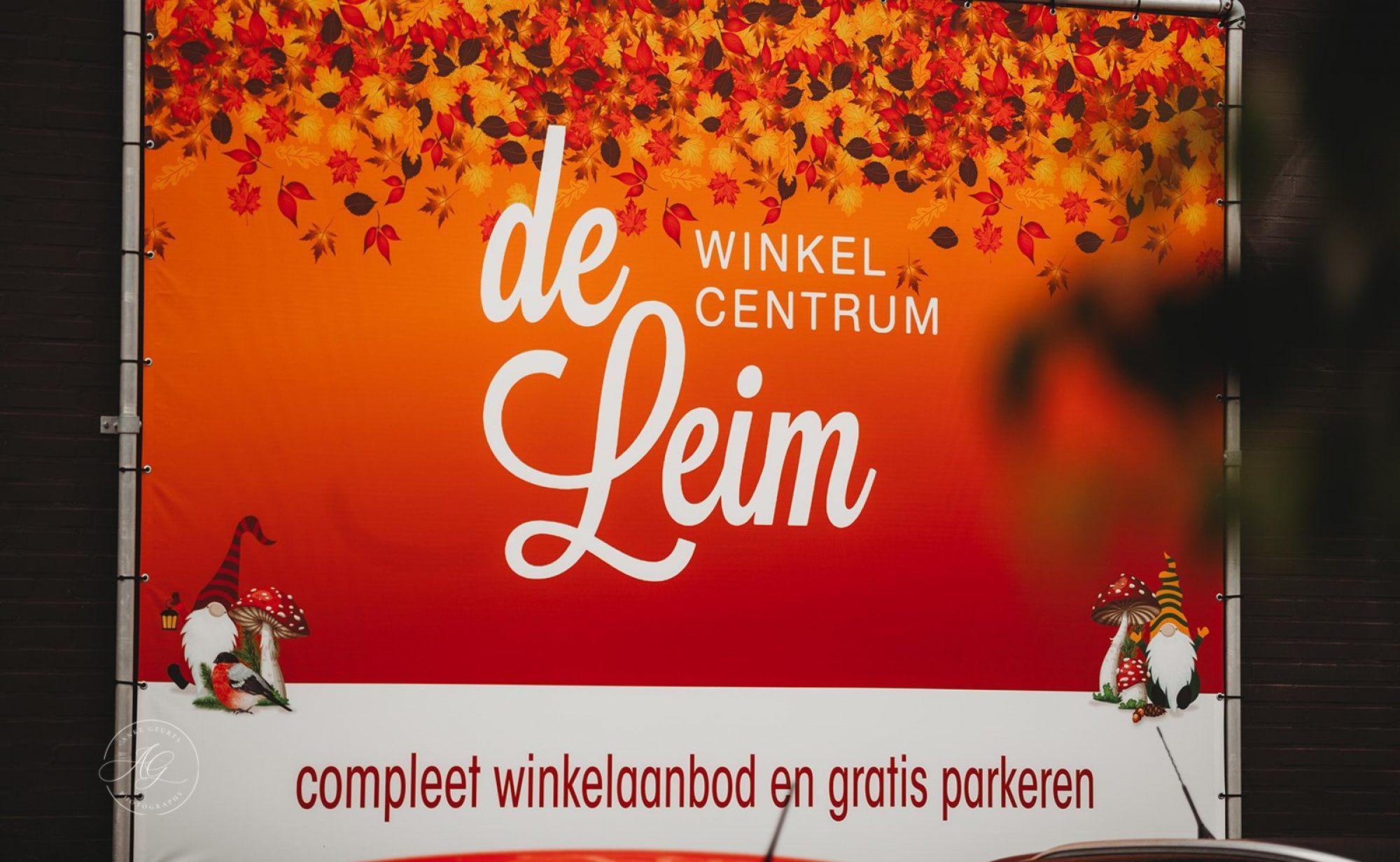 Winkelcentrum De Leim